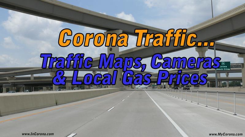 Traffic SigAlert Corona CA
