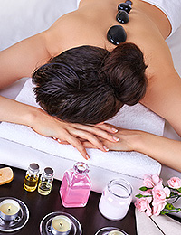 Spa Massage Corona CA