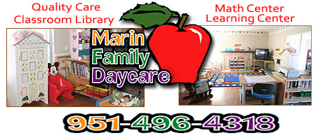 Marin Family Child Care