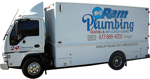 Ram heating Plumbing Plumbers Air Hvac